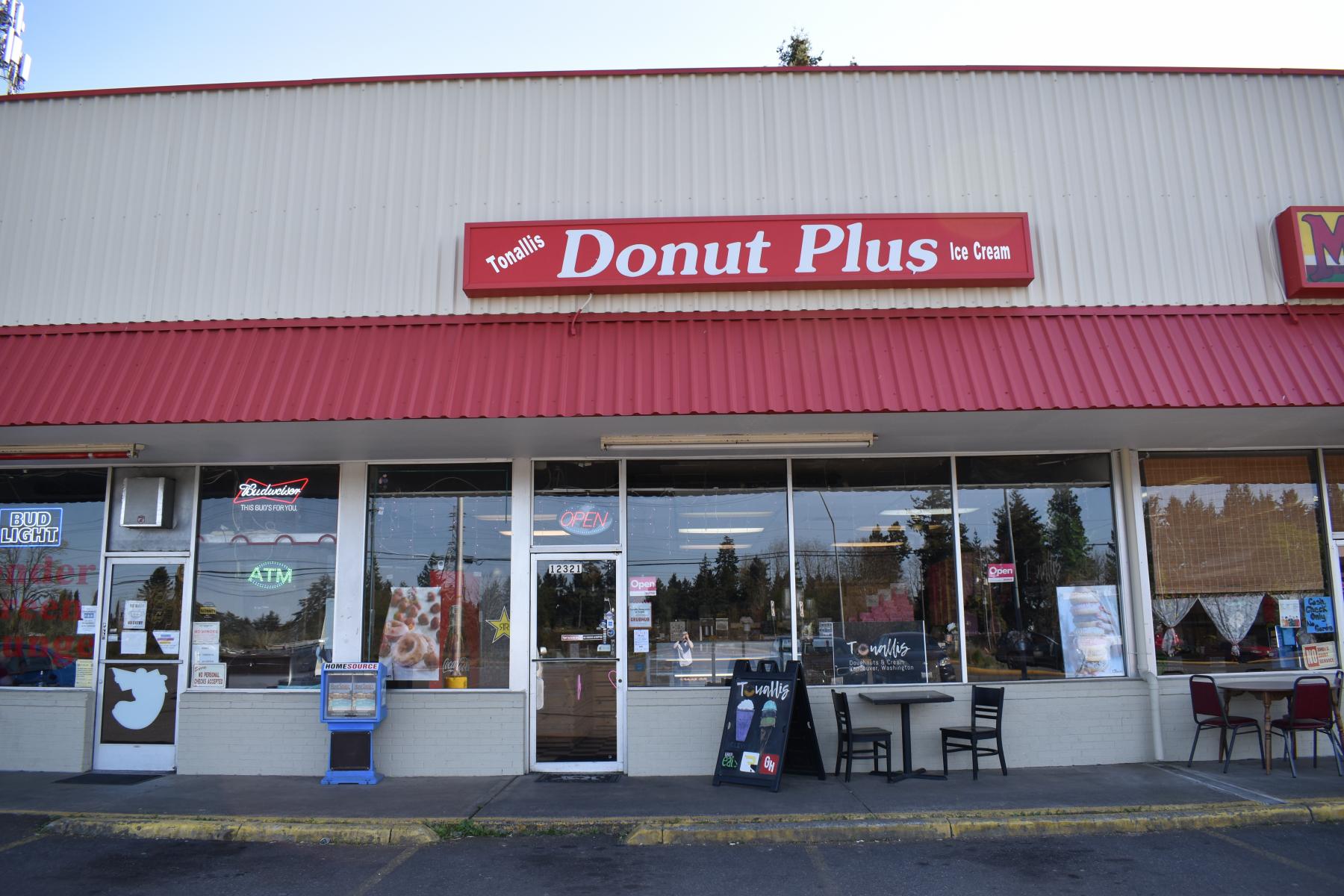 Tonallis Donuts and Cream