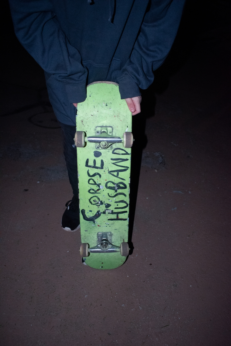 You Can't Rain on Their Parade: Skateboarding in the Winter
