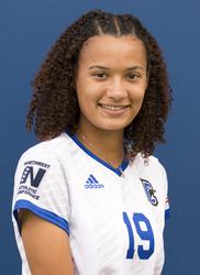 Kiara Kallie's soccer profile photo from Clark College.