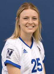 Madison Gross's soccer profile photo for Clark College.
