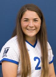 Shalene Talkington's soccer profile photo for Clark College.