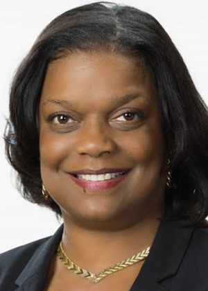 Karin Edwards, Clark's new president