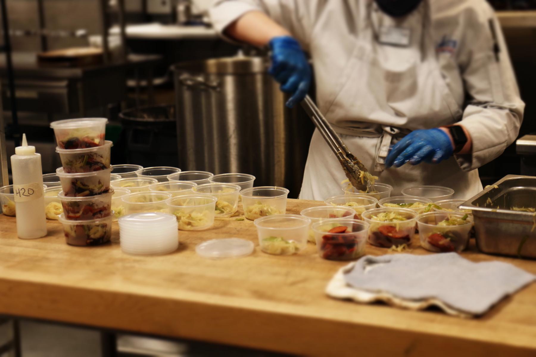 Culinary Department Hosts Juneteenth Cookout