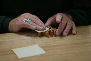 Engaging in community projects is a great way to meet new people. (Friends of the Carpenter)