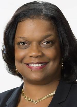 Karin Edwards, Clark's new president